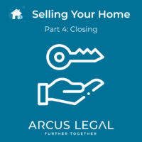 Selling Your Home - Part 4- Closing