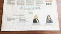 Chronicle Herald - Erin and Dianna
