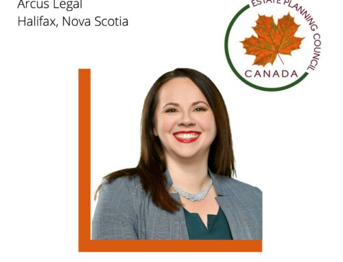 Dianna Burns joins Estate Planning Council of Canada